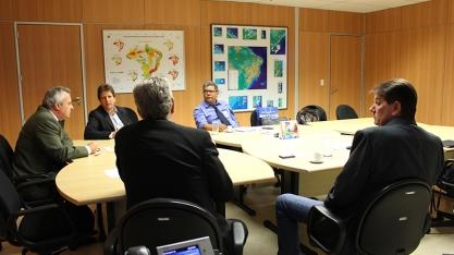 CEISE Br participa de reunião com ministro de Minas e Energia