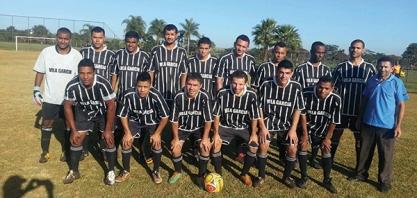 CAMPEONATO AMADOR 3ª DIVISÃO - Paraíso goleia e segue na liderança do Grupo D
