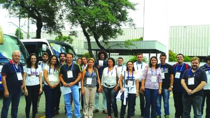 Missão do PAE Sertãozinho participa da Feira do Empreendedor do SEBRAE SP