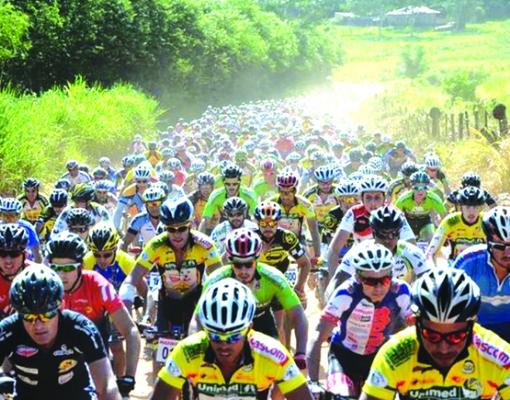 Equipe de mountain bike de Sertãozinho é campeã em Monte Azul Paulista