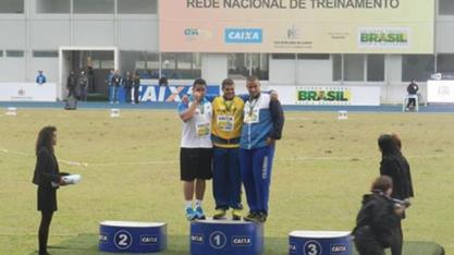 VELOCIDADE - Atletas de Sertãozinho marcam presença no Troféu Brasil de Atletismo 2015