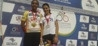PEDAL -  Sertãozinho é ouro e prata nos Jogos Escolares de Ciclismo