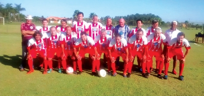 CAMPEONATO SÊNIOR - Guarani vence o ABC Guimarães na rodada