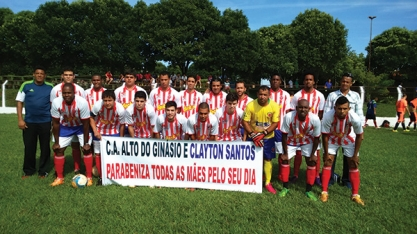 CAMPEONATO AMADOR 3ª DIVISÃO - Paraíso vence a segunda consecutiva no Campeonato