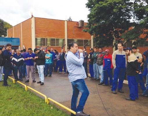 RESULTADO - Vitória! Trabalhadores da Dedini começam a receber