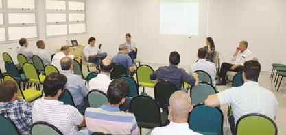 Mesa-redonda discute Tecnologia Agroindustrial em evento do Supera