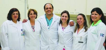 HC usa exame que detecta tuberculose em dois minutos