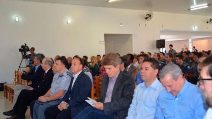 Vereador Niltinho participa do 1º Encontro Regional Temático: Segurança e Saúde