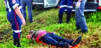 Homem morre após ser atingido por raio perto do rio Mogi