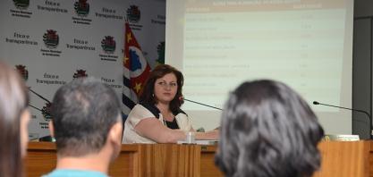 Secretaria Municipal de Saúde realiza Prestação de Contas referente ao 3º quadrimestre de 2014