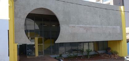 Administração Municipal investe na reforma da futura sede da Secretaria de Indústria e Comércio