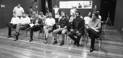 Vereador Niltinho acompanha lançamento do Programa LabCEUS