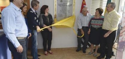Prefeito Zezinho Gimenez inaugura Centro de Atenção Psicossocial – Álcool e Drogas