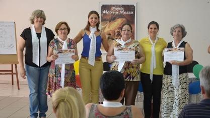 """Projeto """"Mão na Massa"""" certifica mais duas turmas em Sertãozinho"""