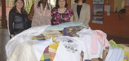 Fundo Social segue recebendo doações para a Campanha do Agasalho