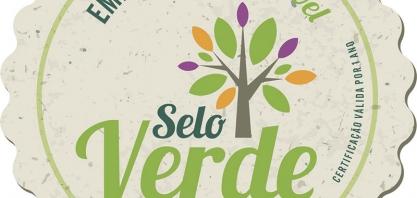 """MEIO AMBIENTE - Inscrições para o Programa """"Selo Verde"""" terminam no dia 30"""