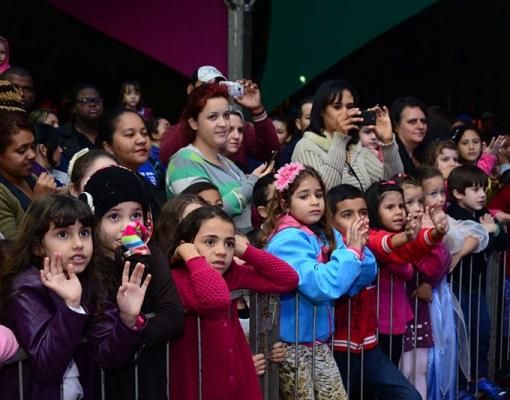 Centenas de pessoas participaram das ações em comemoração aos 117 anos de Cruz das Posses