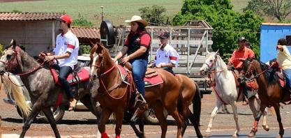 Escolha da rainha e desfile de Cavaleiros anunciam a chegada do Cruz das Posses Rodeio Fest