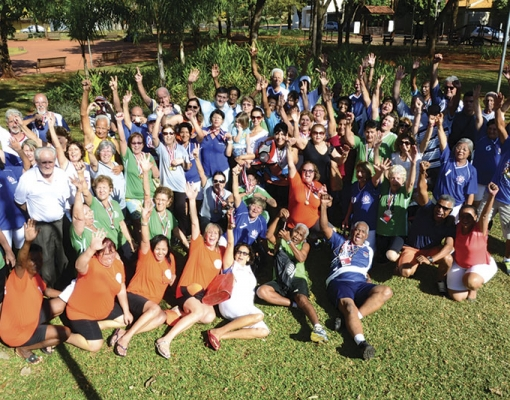 Delegação sertanezina celebra o excelente desempenho na 19ª edição do JORI