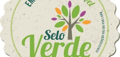 """MEIO AMBIENTE - Programa """"Selo Verde"""" segue com inscrições abertas"""