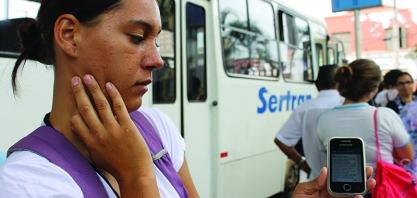 Reajuste na tarifa de ônibus chega a 7,3% superior à inflação
