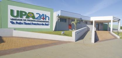Administração Municipal inaugura prédio da UPA neste sábado, dia 1º