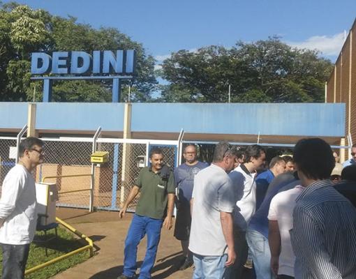 O grupo brasileiro Dedini, tradicional fabricante de equipamentos para as usinas de cana-de-açúcar e uma das maiores do segmento do mundo, entrou com um pedido de Recuperação Judicial no fórum de Piracicaba.