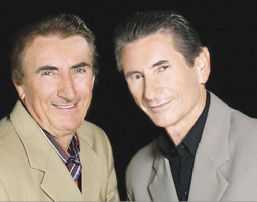 A dupla Lourenço e Lourival, famosa por suas clássicas músicas sertanejas, realizará a abertura do evento, no dia 15