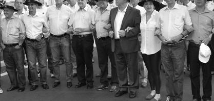 Vereador Niltinho participa de Movimento pela retomada do setor sucroenergético