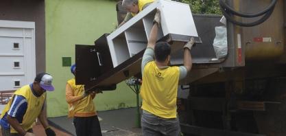"""Mais três bairros recebem o """"Arrastão Contra a Dengue"""" neste sábado"""