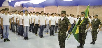 DEVER OBRIGATÓRIO - Junta de Serviço Militar: Alistamento 2015