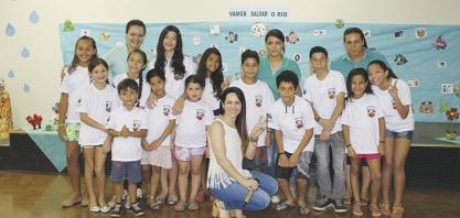 PLANTANDO EDUCAÇÃO - Destilaria Santa Inês educa crianças a brincarem e respeitarem o meio ambiente