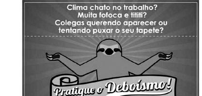 'DE BOAS' - Ministério do Trabalho adere ao 'Deboísmo' no Twitter