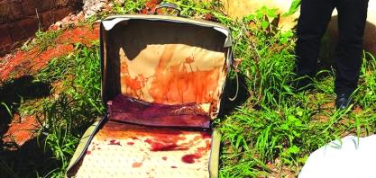 Mulher é encontrada morta dentro de mala em Monte Alto