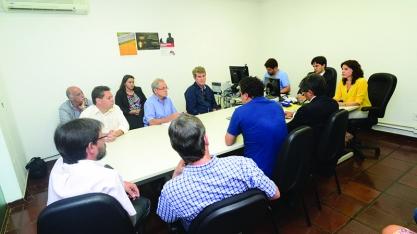 Vereador Niltinho participa de reunião com procuradores do Ministério do Trabalho para buscar soluções para a manutenção do emprego