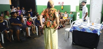PREVENÇÃO - Secretaria de Desenvolvimento Social e Cidadania lança projeto de conscientização sobre o uso de drogas