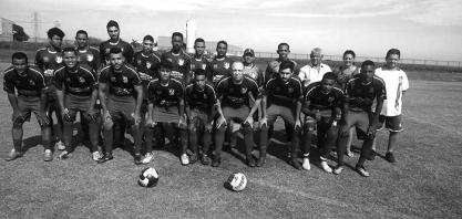 CAMPEONATO AMADOR 1ª E 2ª DIVISÃO - Vila Nova aplica goleada histórica na equipe Pinte Arte Colorado