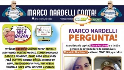 Marco Nardelli - Edição 864