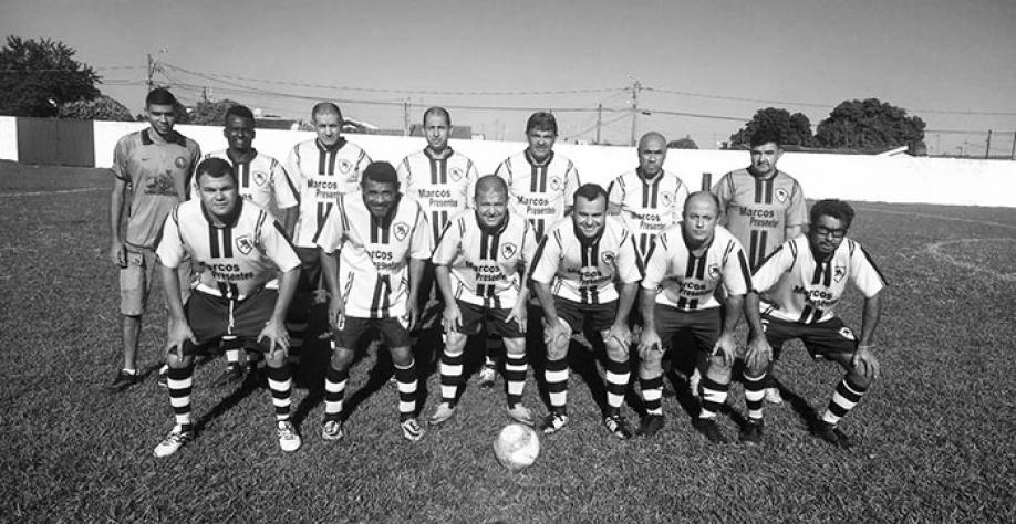 A equipe Serrano empatou na última rodada com Vila Paulista