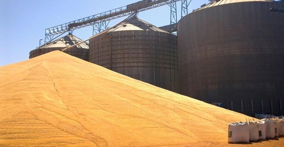 ECONOMIA - Capacidade de armazenagem de alimentos cresce 0,9%, diz IBGE