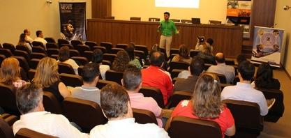 COACH - CEISE Br e Kriar promovem palestra sobre Gestão de Pessoas