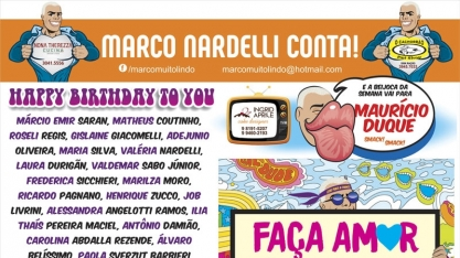 Marco Nardelli - Edição 865