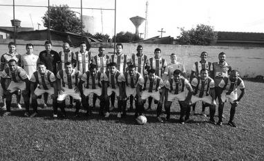 CAMPEONATOS MÁSTER E SÊNIOR - No Máster,  São Paulinho goleia a equipe Áurea Mendes Gimenes