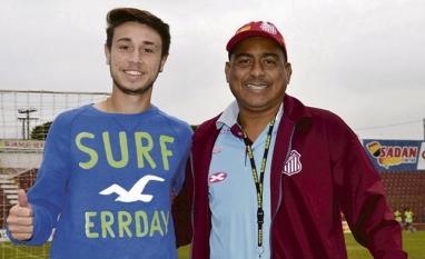 MOTIVAÇÃO - Jogador revelado pelo Touro faz visita surpresa no Estádio Frederico Dalmaso
