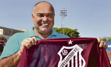 """SERTÃOZINHO FC - """"Precisamos de jogadores que venham pra cá com metas e objetivo"""", diz novo técnico do Touro sobre formação da equipe"""