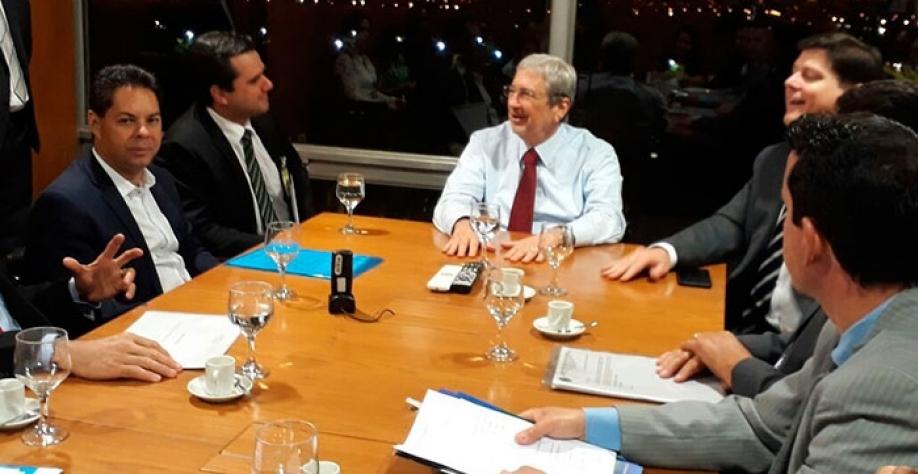 Em Brasília, vice-prefeito de Sertãozinho reiterou pedidos já protocolados junto ao Governo Federal