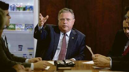 PARCERIA - Maggi negocia em Moscou ampliação do comércio agrícola Brasil-Rússia