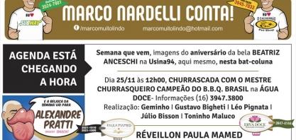 Marco Nardelli - Edição 886