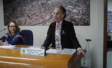 SOCIAL E SAÚDE - Vereadora Neli Tonielo pede construções de CRAS e a criação da ciclovia