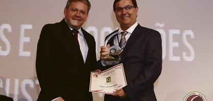INDÚSTRIA - CEISE Br é homenageado em noite de premiação